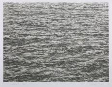 Vija Celmins Ocean,1975