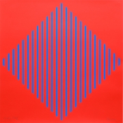 Karl Benjamin, Untitled, 1976