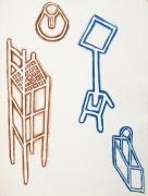 Works On Paper Retrospective, Piece 9