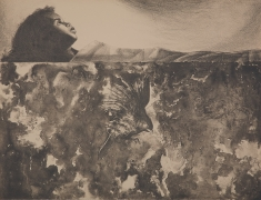 Charles White Evening Song, 1970 Lithograph, ed. 20