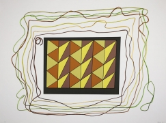 John Mason Untitled, 2015 Lithograph, ed. 45 22 1/2 x 30 1/4 in.