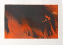 Joe Goode  Untitled, 1983  Lithograph