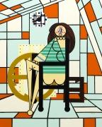 New release by Farah Atassi titled Model in Studio 6