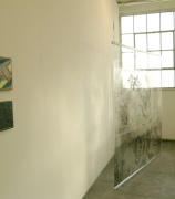 Painting by Letters, Installation View 1