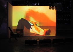 Still From Jacob Dyrenforth Performance 2