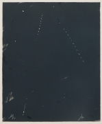 Joe Goode  Rainy Season '78, No. 2, 1978  Lithograph with razor blade impression by artist