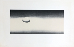 Ed Ruscha Domestic Tranquility: Egg, 1974 Lithograph, ed. 65
