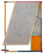 Craig Kauffman  Untitled, 1976  Acrylic on wood  40 x 32 inch.  001-76-CK  $60,000