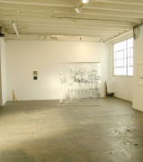 Painting by Letters, Installation View 3