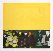 John Baldessari  Cliché: Japanese (Yellow), 1995  Lithograph, silkscreen