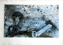 Graphic Works from the  Lopez Collection, Piece 12