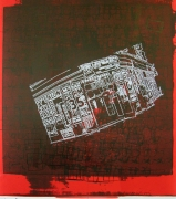 Mark Bradford, Print 22
