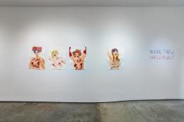 Nadine Faraj Naked Revolt, 2016