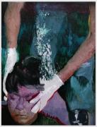 JOTHAM MALAVE Al limite del jardin, 2021 Anna Zorina Gallery