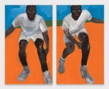 ALVIN ARMSTRONG I Got Next, 2021 Anna Zorina Gallery 2021