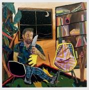 DANIEL MOROWITZ St. George and the Dragon (The Myth), 2020 Anna Zorina Gallery