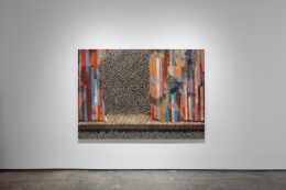 DIDIER WILLIAM Curtains, Stages, and Shadows, 2018