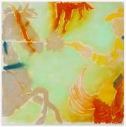 PATRICK SHOEMAKER Boom (Yellow Against Horse), 2014