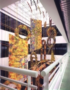 ANDREW LYGHT Painting Structures, 1985