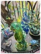 DEBORAH BROWN Glass Menagerie, 2020