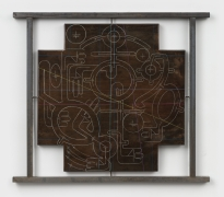 ANDREW LYGHT Industrial Painting/ Sheating 0535DF, 1995-1996