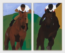 ALVIN ARMSTRONG In Two Your Space, 2020 Anna Zorina Gallery 2021