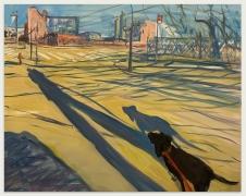 DEBORAH BROWN Crosswalks, 2021