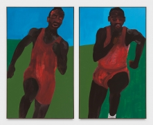 Alvin Armstrong As Fast As You Can, 2021 Anna Zorina Gallery