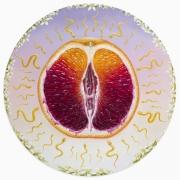 ALONSA GUEVARA Call of the Blood Orange, 2020 Anna Zorina Gallery