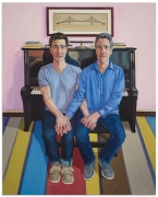 PATTY HORING Joe and Joe, 2016