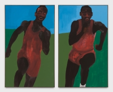 ALVIN ARMSTRONG As Fast As You Can, 2021 Anna Zorina Gallery 2021
