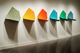 ANDREW LYGHT In Flight Flock/Sheathing 0670LM, 2013-14