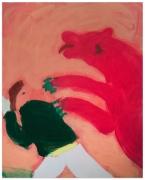 PATRICK SHOEMAKER Surprise Bear, 2017
