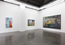 BRADLEY HART Deconstructing Seurat, 2019 Anna Zorina Gallery