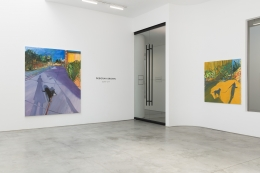 DEBORAH BROWN Quiet City 2021 Anna Zorina Gallery