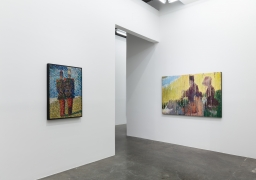 BRADLEY HART Deconstructing Seurat, 2019