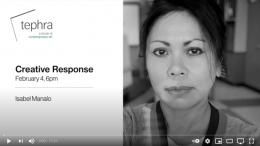 Creative Response: Isabel Manalo