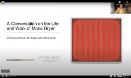Back in Business: A Conversation on the Life and Work of Moira Dryer