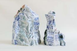 BABS HAENEN (Dutch, b.1948), Bending the Walls 'Pleasures and Places' di Antella, 2018