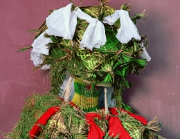 Phyllis Galembo: Masquerade, a Decade