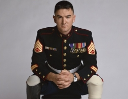 Alive Day Memories: Home from Iraq: Portraits by Timothy Greenfield-Sanders
