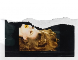 Miles Aldridge: Please return Polaroid