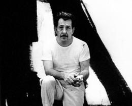 Photograph of Franz Kline