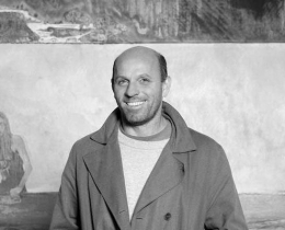 Photograph of Peter Doig