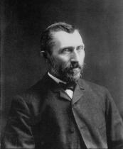 Photograph of Vincent van Gogh