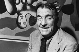 Photograph of Fernand Léger