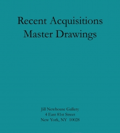 Recent Acquisitions of Master Drawings