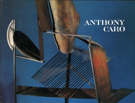 Anthony Caro: Bronze Sculpture