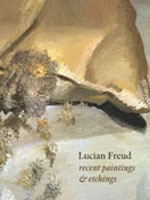 Lucian Freud Recent Paintings and Etchings Catalogue Cover