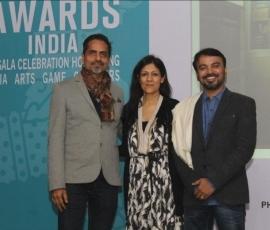 Abir Karmakar Wins First Asia Arts Future Award In India